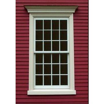 China Vertical Sliding Double Hung Windows Aluminium Window 6063