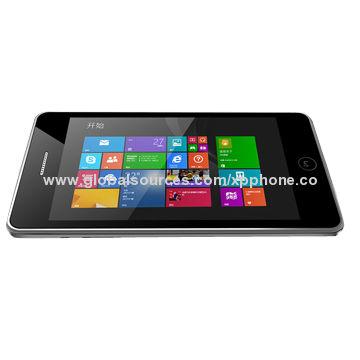 7-inch X86 Phone,Runs Win 8 1,Supports SIM 3G/4G Call,Intel,4G LTE