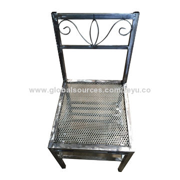multiple functions steel chair change into ladder global sources