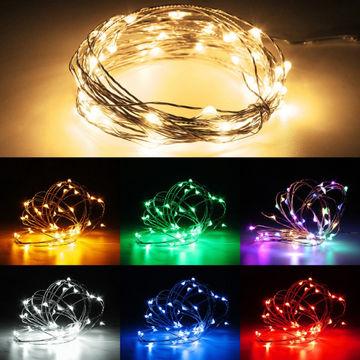 Led Decorative Holiday Fairy String