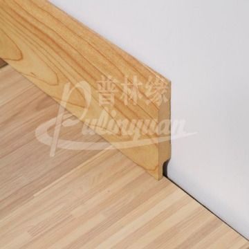how to clean wall skirting