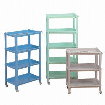Plastic Kitchen Rack with 345 LayersGlobal Sources