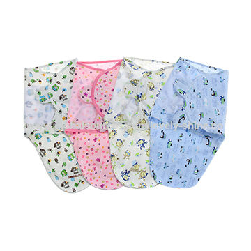 China Baby Wrap Soft 100 Cotton Muslin Infant Baby From Qingdao