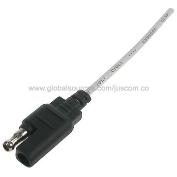 B1060800571 taiwan wire harness molding with bullet terminal connector, for molded wire harness at edmiracle.co