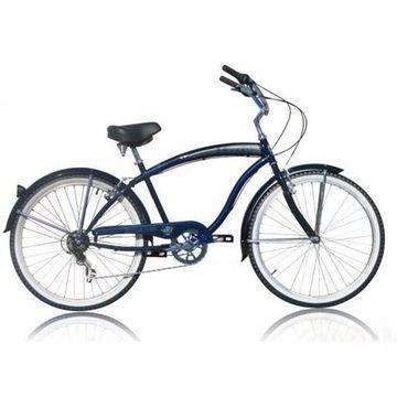 24-inch beach cruiser bike chopper lady city bike | Global Sources