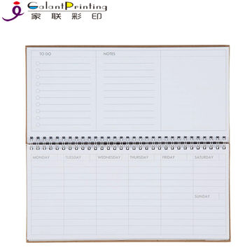 China Desk Planner From Guangzhou Wholesaler Guangzhou Galant