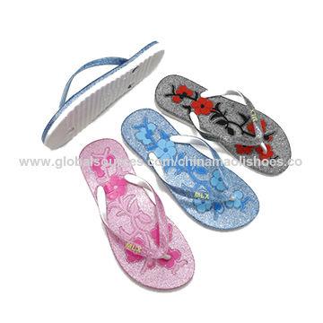 ChinaChina slipper plastic sandals