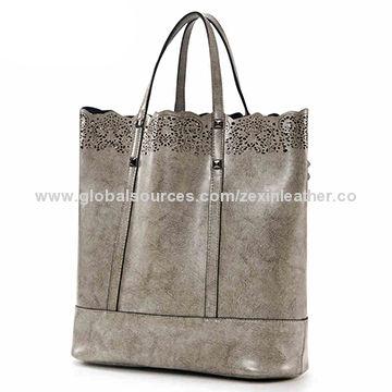 83b55139a0c7 Lady handbag laser punching Fashion designer brand China Lady handbag laser  punching Fashion designer brand