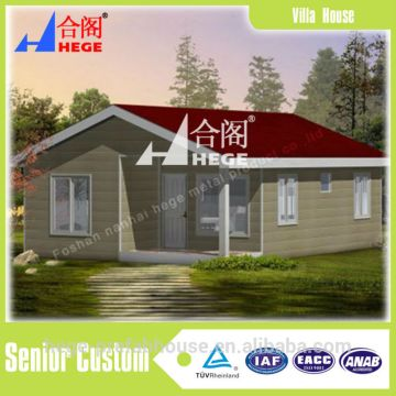 Easy To China Villa House Luxury Prefabricated 1