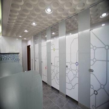 compact laminate cubicle toilet partition hardware | global sources