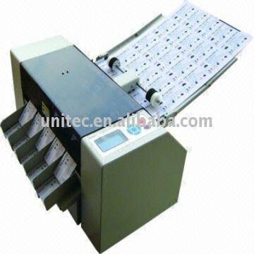 Ssa 003a3 fully automatic business card slitter global sources china ssa 003a3 fully automatic business card slitter reheart Image collections