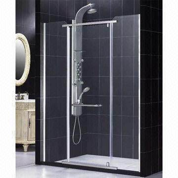 China Tempered Glass Shower Door, Customized Sizes Are Welcome, Available  In Various Glass Colors