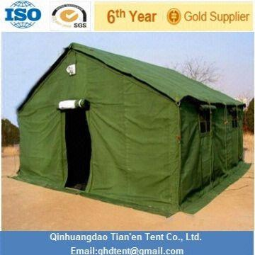 China Waterproof Canvas Military Tent & Waterproof Canvas Military Tent   Global Sources