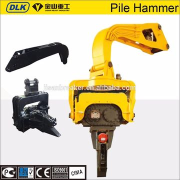 Sheet pile hammer in construction parts for sale | Global Sources