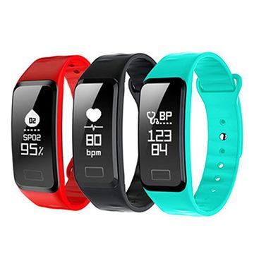 Smart Fitness Tracker Watch