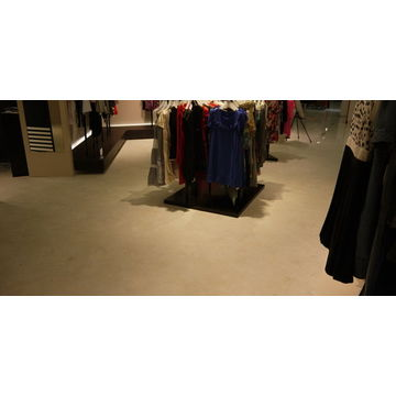 China PVC flooring vinyl floor tiles to replace marble tiles for restaurant