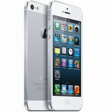 Malaysia APPLE IPHONE 5 16GB WHITE SILVER FACTORY UNLOCKED