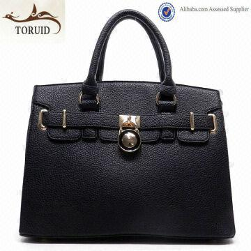 69df3a3c85 ... China +Padlock tote bags handbags women famous brands +Faux leather  +Many colors selection