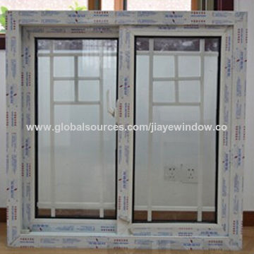 China Superior Quality Safety Upvc Window Designs From Qingdao