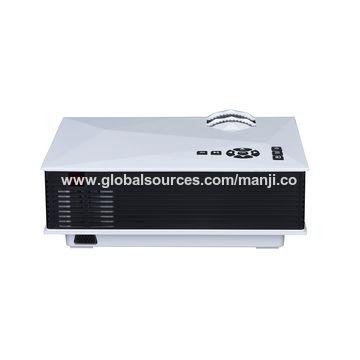 China Wifi Projector,2016 New UC46,UNIC 1200Lumens Best Small 800*480 VGA HD WiFi LED Projector