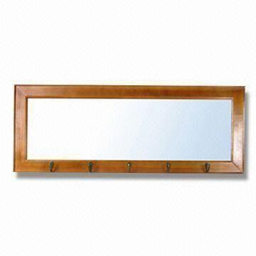 China Wooden Framed Mirror in Rectangular Shape, with FSC Mark ...