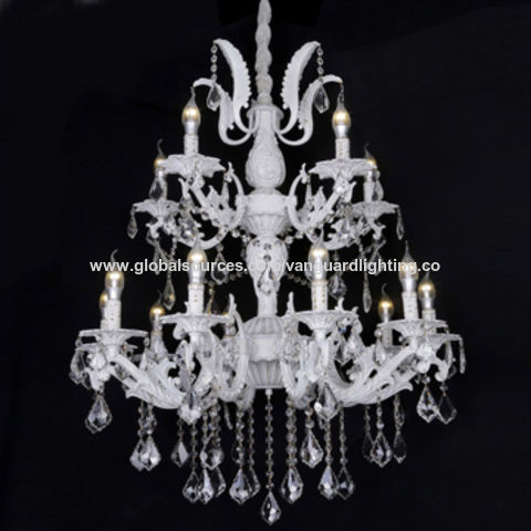 China Hotel Lobby Chandeliers Crystal