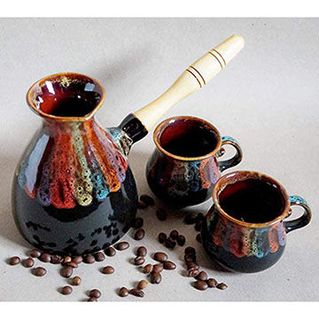 Turkish Coffee Set China