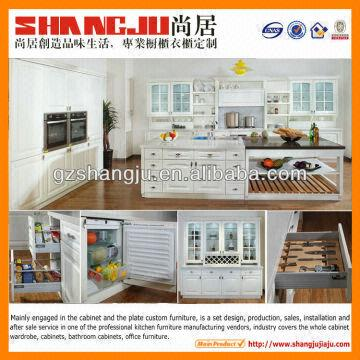 Pvc Portable Kitchen Cabinets In Small Kitchen Global Sources