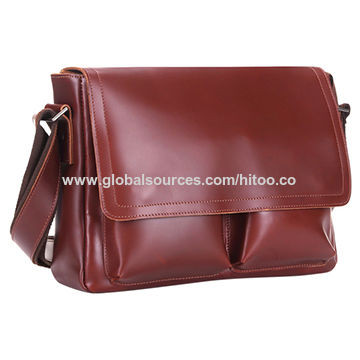 be5683d8f3fb Flap over leather messenger bags China Flap over leather messenger bags