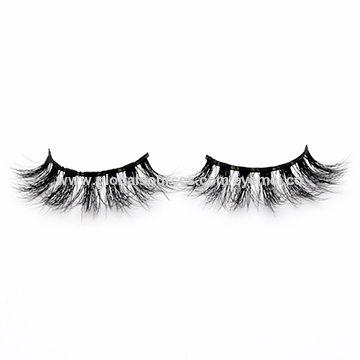 f6dbfd9d5b6 China 3D Mink Fur False Eyelashes, Women's Makeup Natural Long Fake Lashes  ...