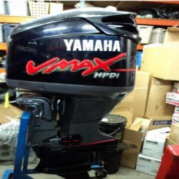 USED 2004 YAMAHA 250HP VMAX HPDI OUTBOARD MOTOR | Global Sources