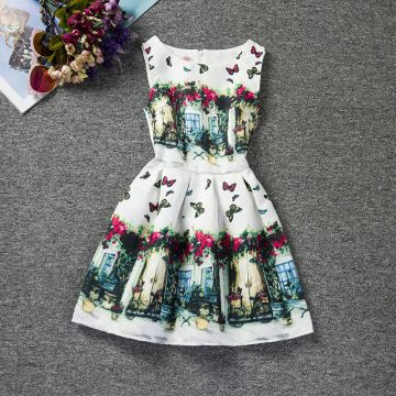 0dc56588b Baby Cotton Frocks Designs Baby Girl Dress