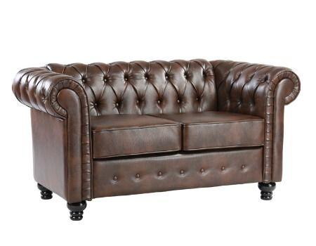 classic sofa, leather sofa, tufted sofa, botton