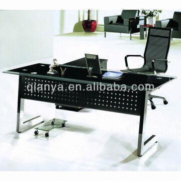 Office Boss Desk Table 2 Paint Steel