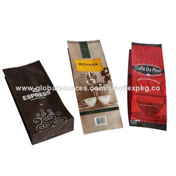 Coffee Bean Packaging Bag China
