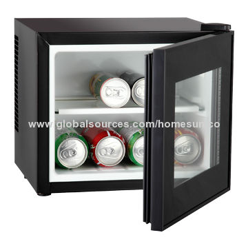china 10 liters hotel mini with glass door heatpipe technology - Mini Fridge Glass Door