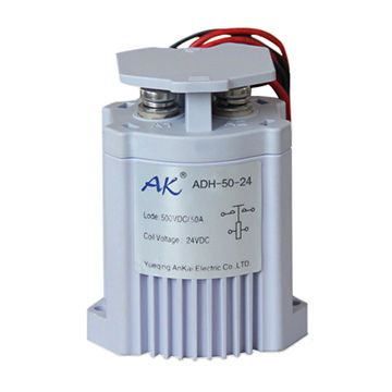 ADH50 new energy automobile cars high-voltage DC contactor