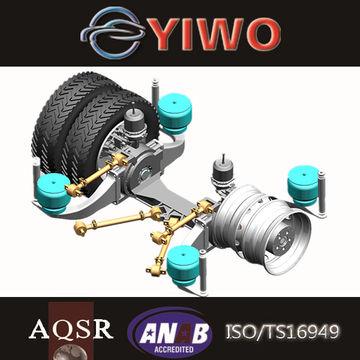 China 13 Ton Electric Wheel Motor Drive Axle Portal Of Low Floor Bus