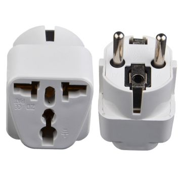 USA dubai Electric dryer International European Plug adapter