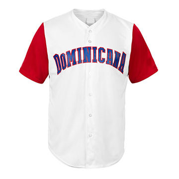 Men's baseball jersey, sublimated 100% polyester Dri-fit | Global ...