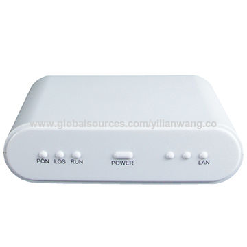 China Fiber Modem, FTTH 1GE ONU compatible with ZTE F401 F402 GEPON