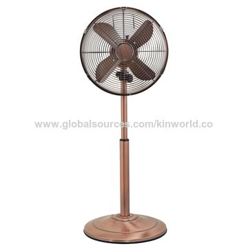 china classic stand fan from foshan wholesaler: shunde kinworld