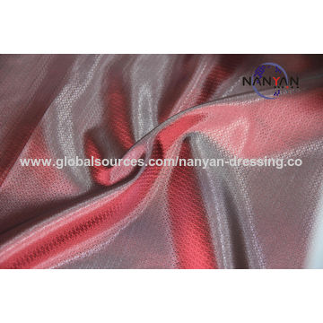China Viscose/polyester Lining Fabric, Jacquard Weave, dobby Garment/Clothing accessories