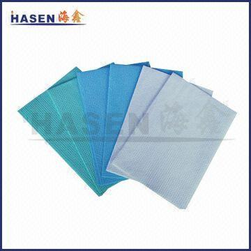 China Factory Nonwoven Non Woven Disposable Kitchen Dishcloth Cleaning Dish Cloth