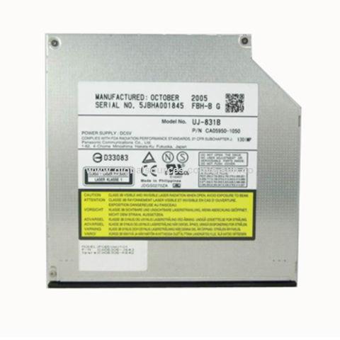 MATSHITA DVD-RAM UJ831S WINDOWS 7 64BIT DRIVER DOWNLOAD