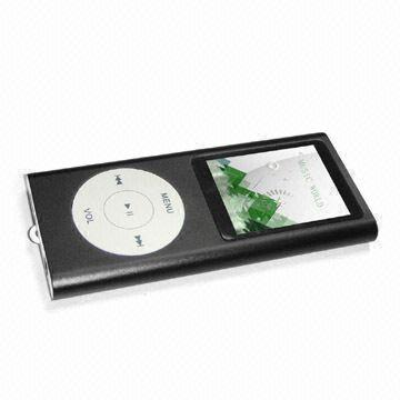 Flash MP3 Player with 1 8-inch 262K TFT Display (RoHS