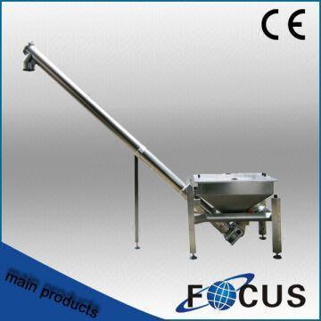 Auger Conveyor & Screw Feeder / High Quality Spiral Conveyor For