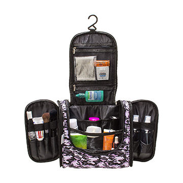 Best Hanging Toiletry Makeup Cosmetic Travel Case Kit For Women Men 2019 Profit Small Bags