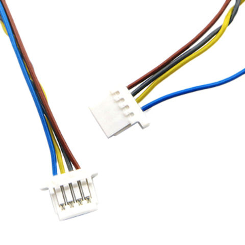 Taiwan JST SH 4pin 1mm Pitch Custom Wire Harness embly ... on