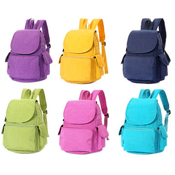 4174e2ea0d Plain color school sublimation backpack China Plain color school  sublimation backpack